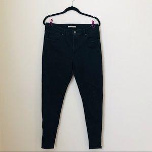 Levi's Jeans - Levi's•Black Skinny Jeans size 33